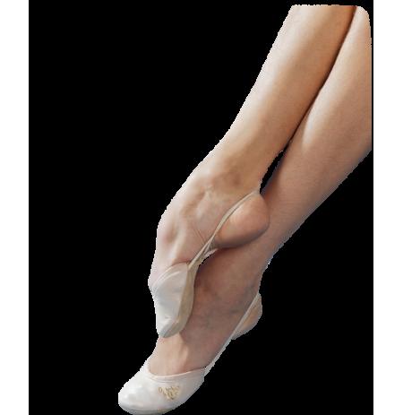 03052 Гимнастические полутапочки, Модель «Алина»