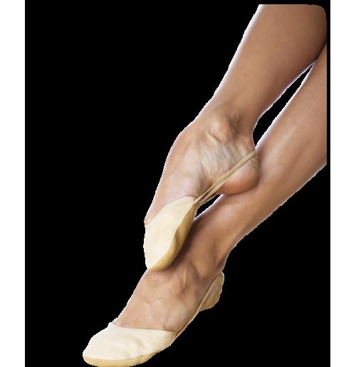 03053 Гимнастические полутапочки, Модель «Ирина»