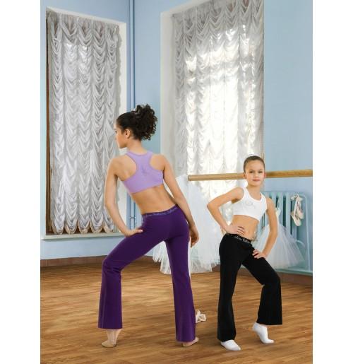 SGH 201010 Брюки спортивные для девочек Arina Ballerina