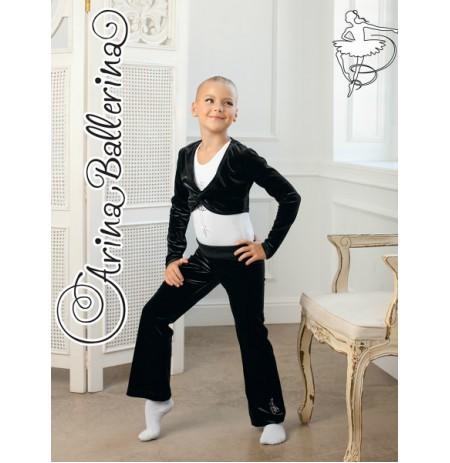 SGH 201244 Брюки спортивные для девочек Arina Ballerina
