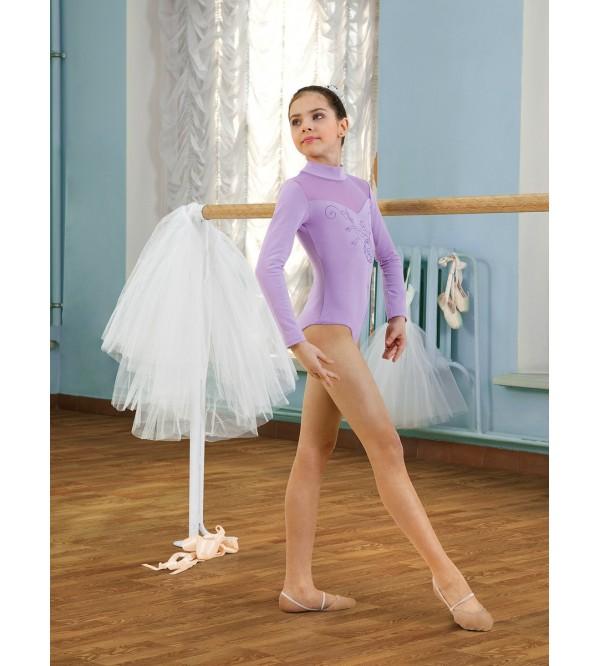 Купальник спортивный (боди) для девочек Arina Ballerina