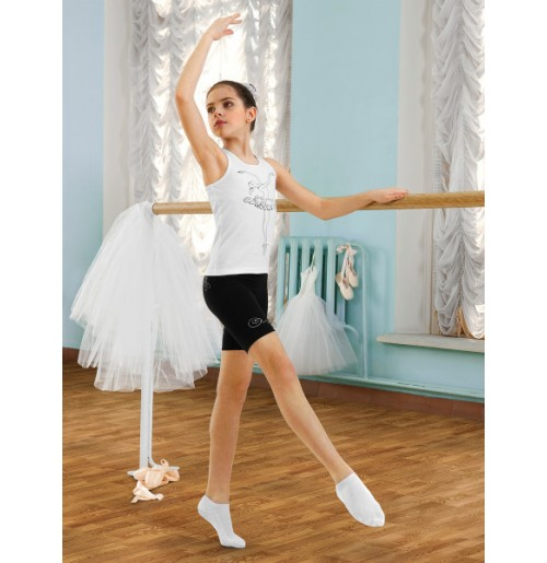 SGBM 201025 Майка-борцовка для девочек Arina Ballerina