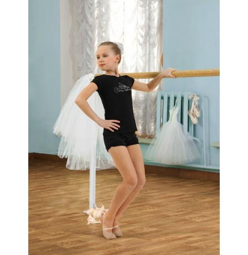 SGF 201023 Футболка для девочек Arina Ballerina