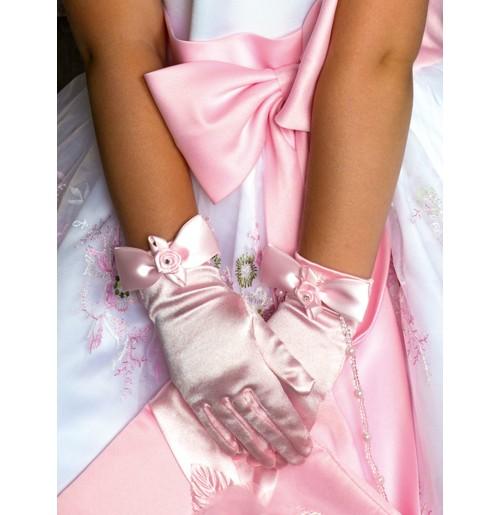 Перчатки для девочек PACG011318